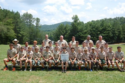 2014 Camp Woodruff
